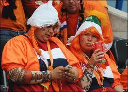 Голландцы оккупируют Харьков