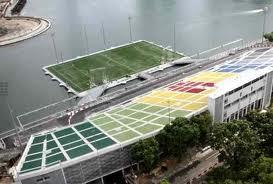 Стадион используется не только для футбольных поединков