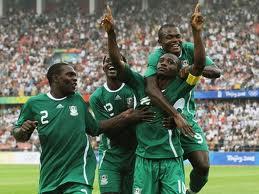 Санни Кайта в составе сборной Нигерии