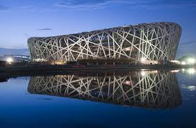 """Стадион """"Гнездо"""" - чудо архитектуры"""