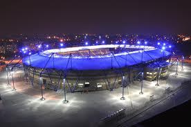 Стадион в Харькове