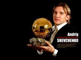 Золотой мяч Шевченко