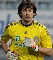 Лучший вратарь Украины