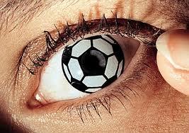 специальные линзы для футбола