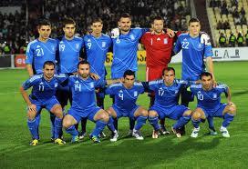 Греция перед матчем отбора против Грузии
